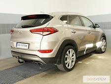 Gancio di traino estraibile vert. Hyundai TUCSON 15-18 + kit el. SPEC 13poli