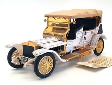 Franklin Mint 1/24 Scale FM4621L - 1911 Rolls Royce - White