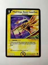 Duel Masters DM02 8/55 Phal Eega, Dawn Guardian Evo-Crushinators of Doom WOTC