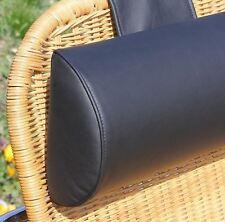 handgefertigte dekokissen aus leder g nstig kaufen ebay. Black Bedroom Furniture Sets. Home Design Ideas