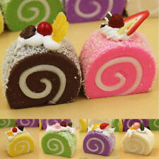 Cake Squishy Simulation Super Slow Rising Bread Kids Toys Kitchen Food Play Fun