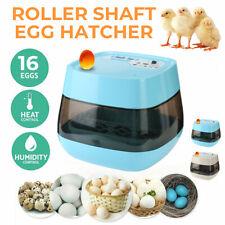 New listing Multi-Eggs Hatcher Machine 16 Eggs Digital Automatic Incubators Us Stock