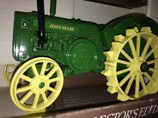John Deere D 1953 Collector's Edition by Ertl Stock #5596 with all metal wheels