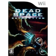 Used Wii Dead Space Extraction Japan Import