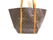 Authentic LOUIS VUITTON Monogram Sac Shopping 48 M51108 Shoulder Bag NO0941