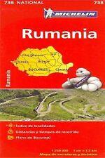 Rumania. NUEVO. Nacional URGENTE/Internac. económico. GUIAS DE VIAJE
