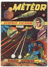 Météor n°6 – Artima – Novembre 1953 – BE