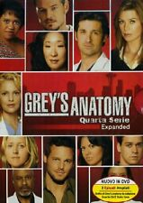 Grey's Anatomy - Stagione 4 (5 Dvd) ABC STUDIOS