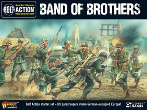 Bolt Action (2nd Edition): Band of Brothers Starter