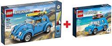 LEGO® CREATOR VW COLLECTION 10252 Volkswagen Beetle + 40252 Mini VW Beetle - NEW
