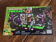 BNIB Teenage Mutant Ninja Turtles TMNT Mega Bloks Bebop Figure Villain Pack