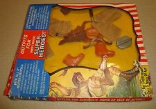 OUTFITS FOR WORLD'S GREATEST SUPER-HEROES 1110 JUNGLE SAFARI MEGO 1971 (BIG JIM)