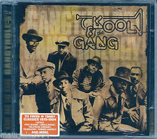 Kool & The Gang. Gangthology (2004) 2CD NUOVO Ladies Night Get Down On It. Free