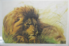 The High and the Mighty by George Solonevich  *A Lions Club Print*