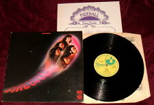 DEEP PURPLE..FIREBALL..VINYL LP 1st PRESS EX A2U B3U + INSERT & TEXTURED SLEEVE