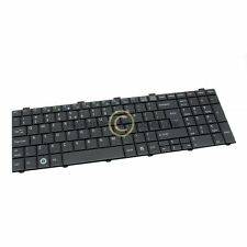 NEW For Fujitsu Lifebook A530 AH530 AH531 NH751 US UI Black Keyboard Replacement