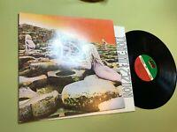 Led Zeppelin Houses of the Holy LP sd19130 re gatefold atlantic sterling RL pr!