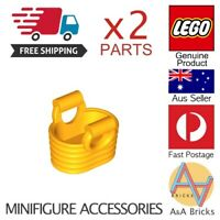 Genuine LEGO® Minifigure - Basket, Yellow - Minifigure Accessory - NEW