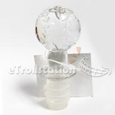Sports Fan Baseball Wine Bottle Stopper Acrylic Clear for Every Wine In Style