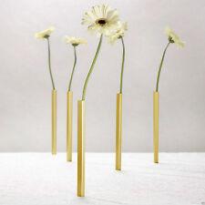 5 Magnetic Flower Vases Peleg Design DCI Centerpiece Lot Modern Home Decor