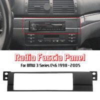Adaptateur Cadre Façade Stéréo Autoradio pour BMW 3 Series E46 1 DIN