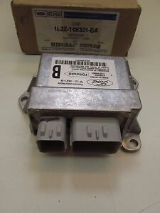 2002 Ford Explorer OEM Airbag Control Module Sensor 1L2Z-14B321-BA FREE SHIPPING