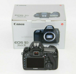 Canon EOS 5D Mark IV Digital SLR Camera.