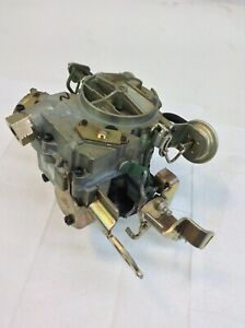 NOS ROCHESTER 2GE CARBURETOR 17057147 1977 BUICK OLDSMOBILE PONTIAC 231 ENGINE