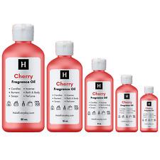 Cherry Fragrance Oil For Soap Making Candle Burner Incense Perfume Warmer Bulk