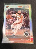 RICKY RUBIO 2019-20 NBA HOOPS PREMIUM STOCK #189 SILVER PRIZM SUNS