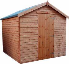 6x4 Garden Shed - Wooden - T&G Hut