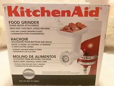 New listing KitchenAid - Fga - Food Grinder Attachment ~ Never Been Used! Open Box