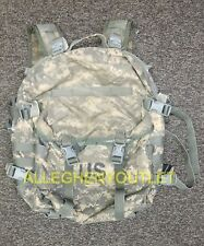 USGI US Army Military 3 Day Assault Pack ACU with Stiffener Fair Condition