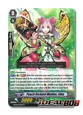 Cardfight Vanguard  x 4 Peach Orchard Maiden, Elmy - G-BT06/044EN - R Mint