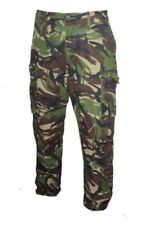DPM Camouflage COMBAT Trousers - USED - British/Military Army Issue - DPM