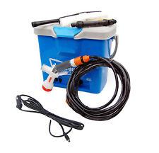 Portable Jet Wash Kit - 20 Litres portable bucket cleaning caravan Boat car van