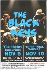 Black Keys Spoon  Concert Handbill Mini-Poster NYC Irving Plaza 2005