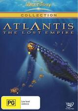 ATLANTIS THE LOST EMPIRE : NEW DVD