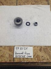 Kawasaki 1997 Kx125 Kx 125 Primary Gear Set