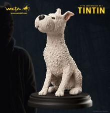 NEW! Weta The Adventures of Tintin snowy Statue