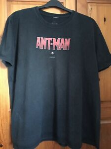 Marvel Antman Tshirt Size XL