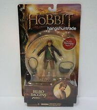 """Bridge Direct Hobbit An Unexpected Journey Bilbo Baggins 4.5"""" Figure"""