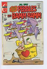 Pebbles and Bamm-Bamm #9 Charlton 1972