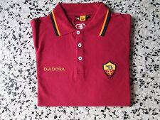 z1 tg M polo t-shirt ROMA FC football club calcio maglia uomo men medium