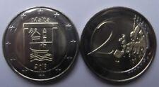2 Euro Gedenkmünze MALTA - Cultural Heritage -  Kulturerbe Unz