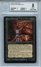 MTG Antiquities Gate of Phyrexia BGS 8.0 NM-MT Magic the Gathering WOTC 5060