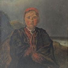 École Hollandaise Huile sur bois fin XVIIIème début XIXème suiveur Rembrandt