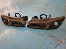 Fiberglass Headlights or Headlight buckets for 99-up Nissan Silvia S15 jdm
