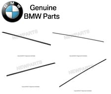 For BMW E53 X5 00-06 Set of 2 Rear & 2 Front Door Moulding Genuine