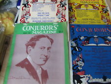 50 Issues Gibson Conjurers Magazine